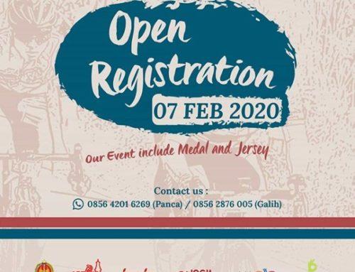 Gran Fondo Jogja Open Registration 07 Februari 2020
