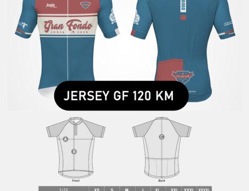 Size Chart Jersey 120 Km dan 60Km